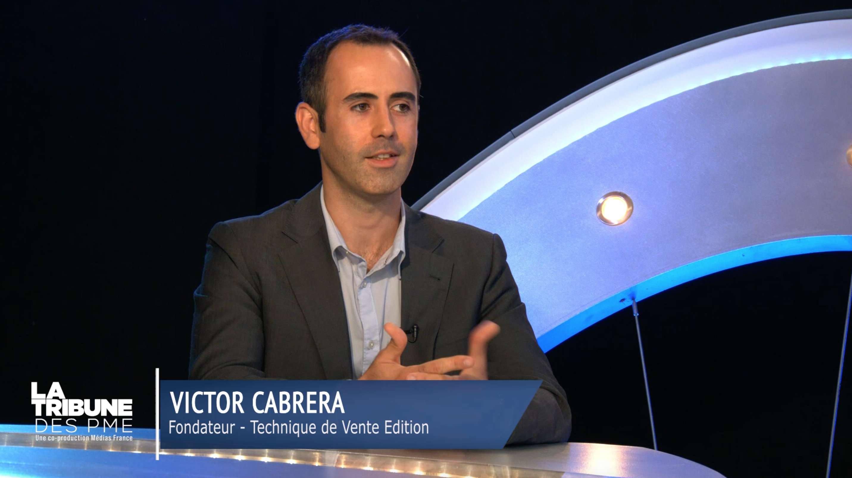 Victor Cabrera, expert commercial